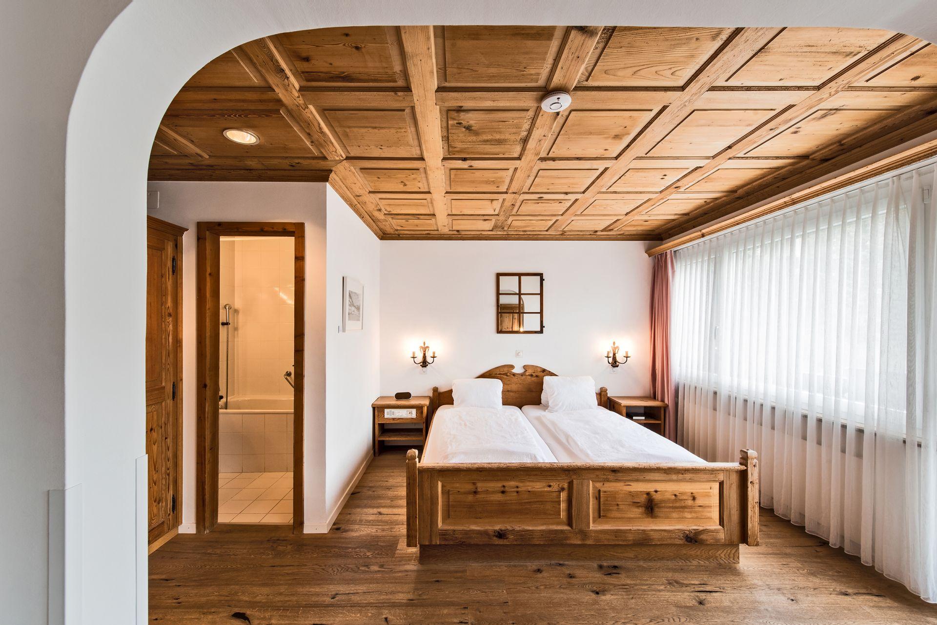 Zimmer Hotel Chesa