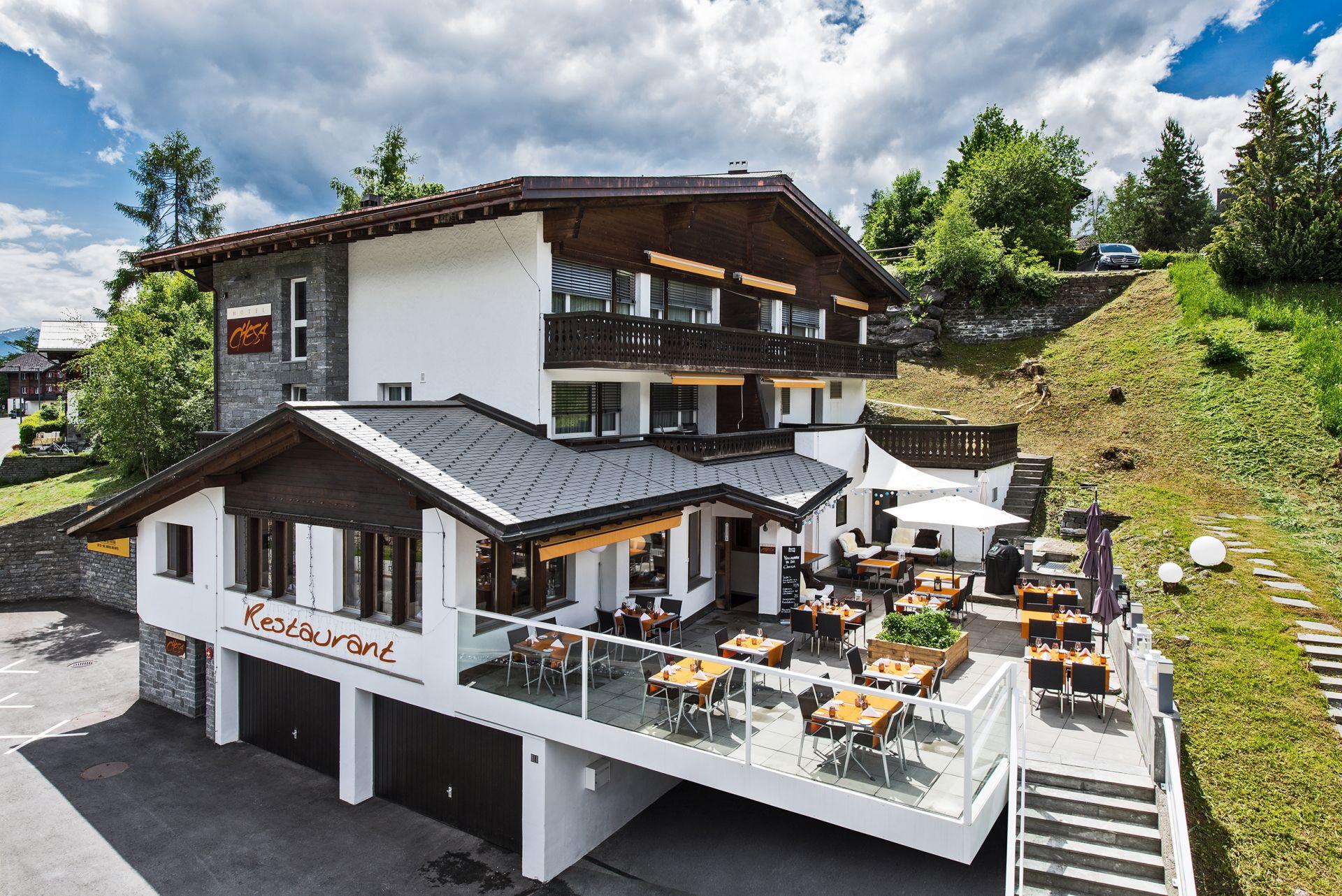 Hotel Chesa Terrasse